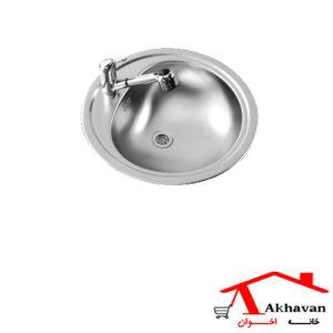 سینک ظرفشویی توکار کد 20 اخوان - خانه اخوان