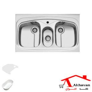 سینک ظرفشویی روکار کد 41 اخوان - خانه اخوان