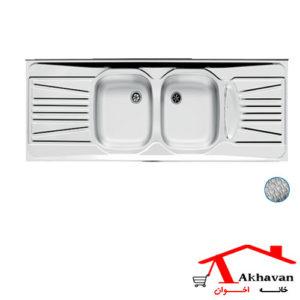 سینک ظرفشویی روکار کد 51 اخوان - خانه اخوان
