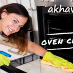 چگونه فر آشپزخانه خود را تمیز کنیم