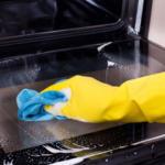 چگونه فر آشپزخانه خود را تمیز کنیم - خانه اخوان